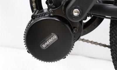 Bafang motor BBS 250W 350W 500W 750W mid drive electric bike motor Kit